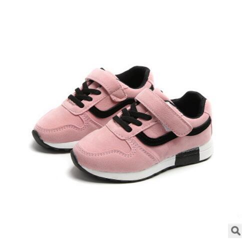 64a0387470a6 Осень зима детская спортивная обувь мужские и женские кроссовки для  мальчиков и девочек Нескользящие Повседневное кроссовки детские брендовые  ботинки обувь ...