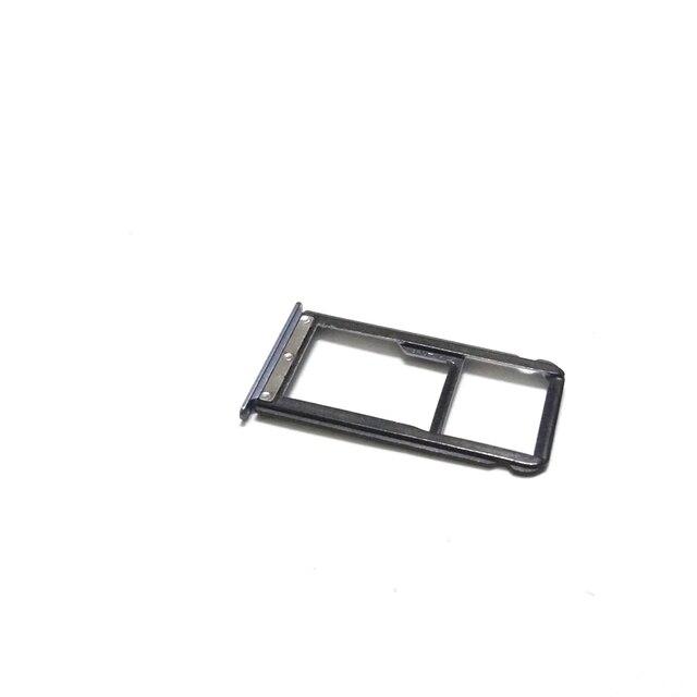 1 pcs Para Lâmina ZTE V8 BV0800 V8 mini SIM Card Tray Titular Slot Leitor Parte Substituição