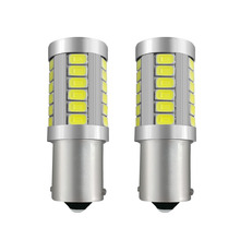 Signal Light 1156 p21w led canbus BA15S LED Brake Lights 12V Auto Reverse Lamp BRAKE Turn Daytime Running white