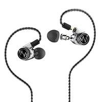 New Macaw GT600s Hybrid In Ear Earphone DD BA HiFi DJ Running Sport Earphone Headset For