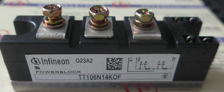 ФОТО TT106N14KOF    POWER MODULE  IGBT   - FREESHIPPING
