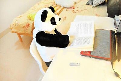Baby Kid Toddler Newborn Boy Panda Animal Onesie Hooded Zipper Romper Jumpsuit Outfit Costume 0-3Y 5