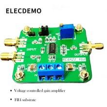 VCA821 Модуль управления напряжением Усилитель усиления Электронный гоночный модуль Программируемый