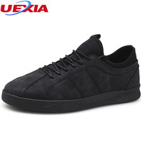 UEXIA 2018 Summer Fashion Casual Men Shoes Breathable Mesh Male Shoes Slip On Brand Men Sneakers