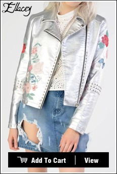 48c3b41936a Brand New Stylish Sequins Bomber Jacket Multi-color Shiny Bling Bling  Sequin Jacket Women Basic Coats Show Camo Jacket