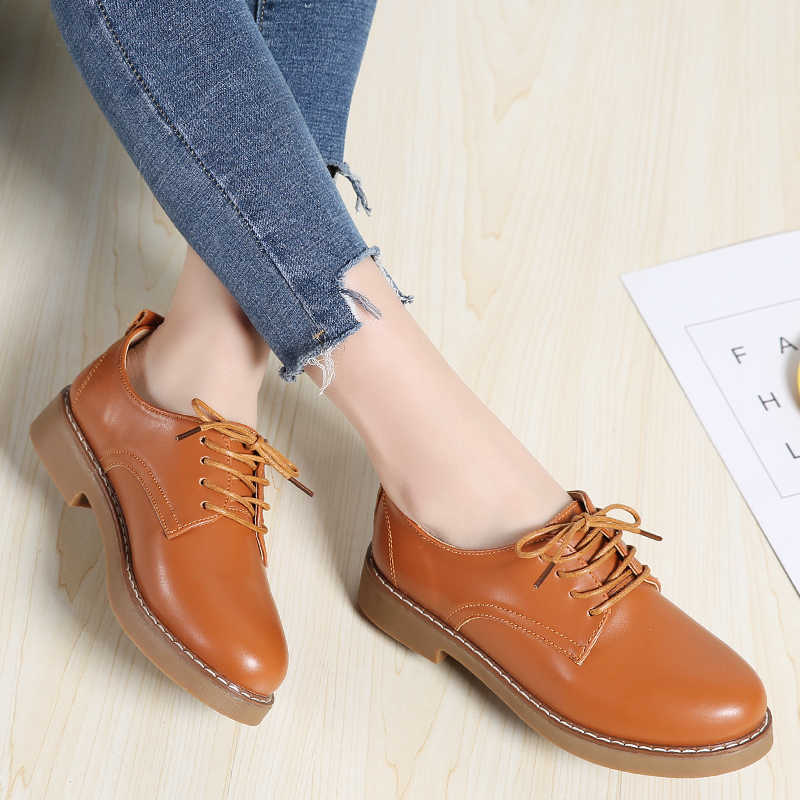 Size 35 40 Women Autumn Sneakers Soft