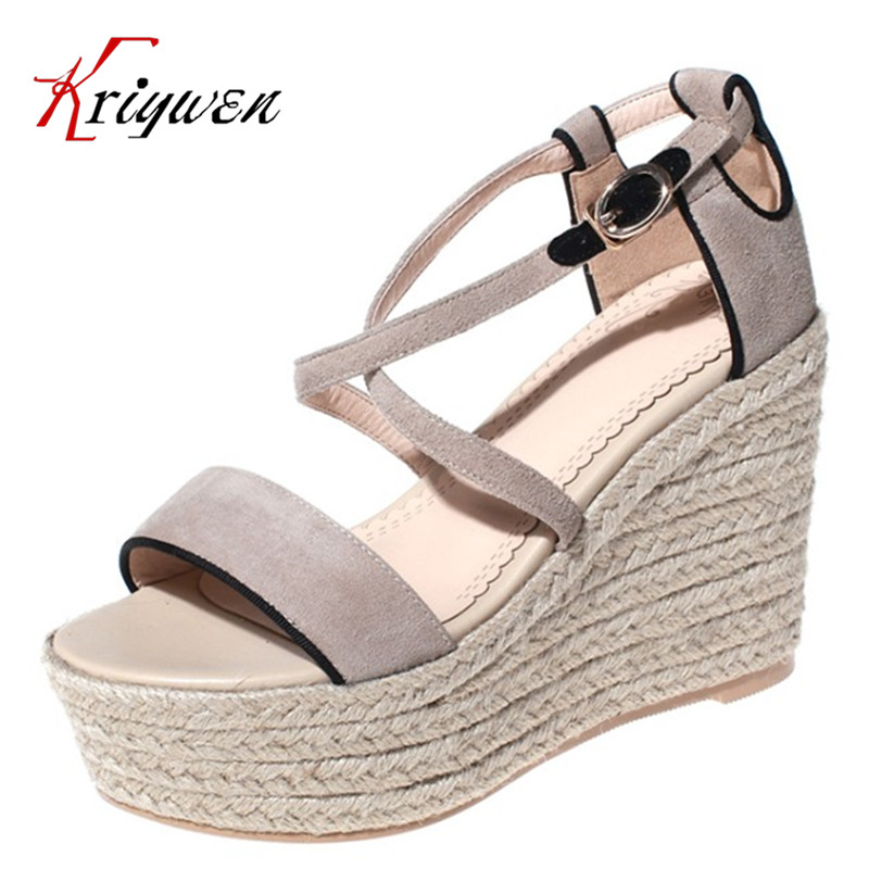 Kid suede ultra high heels sandals open toe party women shoes wedges black apricot dating platform ladies summer wedding shoes набор сверл archimedes 91964