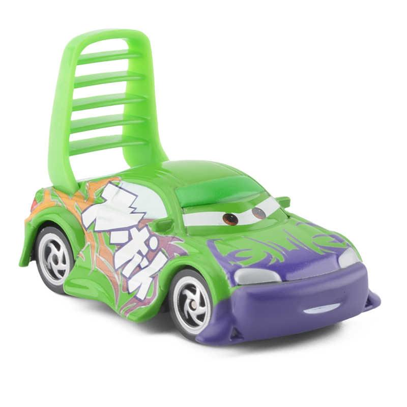 40 סגנונות דיסני פיקסאר מכוניות 3 לייטנינג מקווין ג 'קסון סטורם רמירז מאק הדוד משאית מתכת Diecasts צעצוע כלי רכב ילדים רכב מתנה