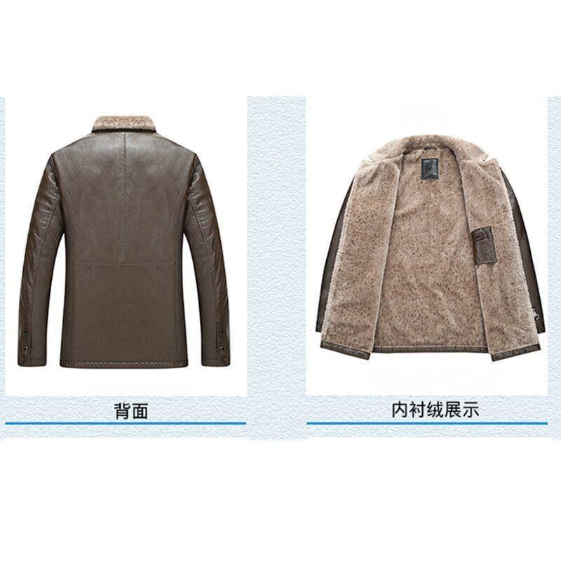 Mâle Revers Cuir 1 En 10xl Veste Manteau De 9xl 2 Top Hommes Marque 8xl Geniune Mouton Peau Qualité Cachemire Hiver Chaude q08qFxz
