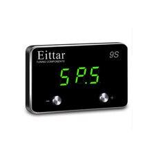 Стайлинг для автомобиля электронный контроллер дроссельной заслонки Автомобильная педаль акселератора регулятор отклика для LEXUS RX200t,10