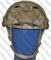 SNELLE AOR1 PJ Carbon Stijl Vented Airsoft Tactical Helm/Ops Core Stijl Hoge Cut Training Helm/SNELLE Ballistische Stijl Helm