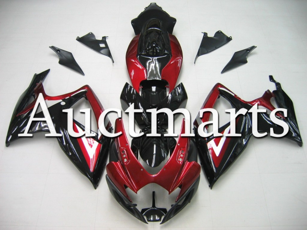 Fit for Suzuki GSX-R 600 2006 2007 ABS Plastic motorcycle Fairing Kit Bodywork GSXR600 06 07 GSXR 600 GSX R600  CB54