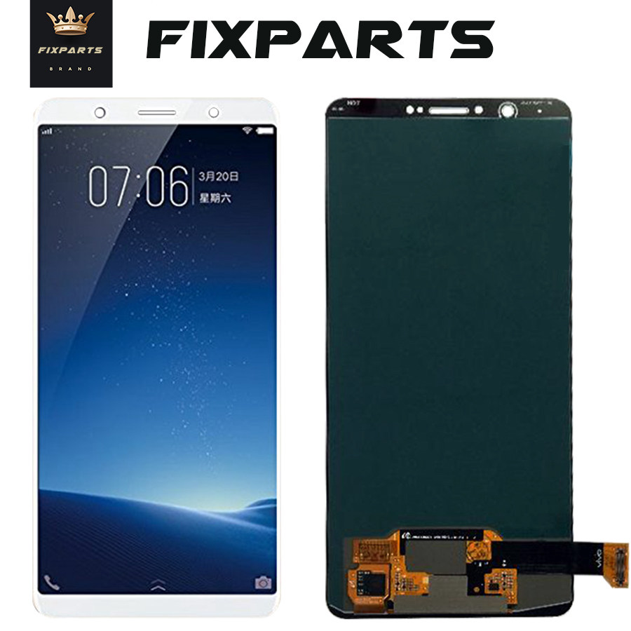 Original 6 01 LCD For Vivo X20 LCD X20 Plus Display With Touch Screen Digitizer Assembly