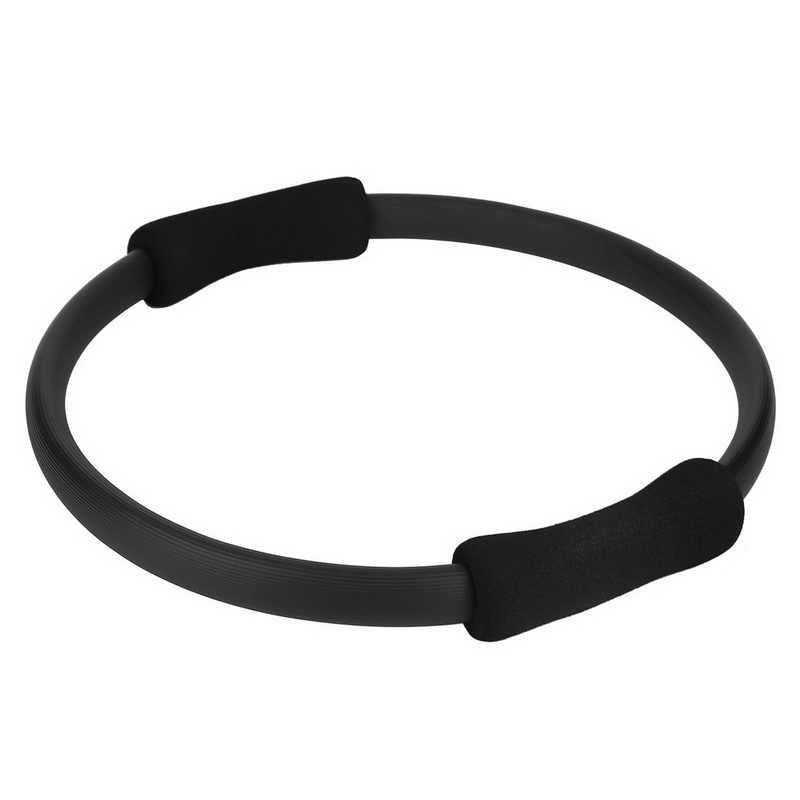 Pierścień do pilatesu obręcz magic circle podwójny uchwyt artykuły sportowe joga pierścień ćwiczenia Fitness masaż całego ciała pętli schudnąć sprzęt