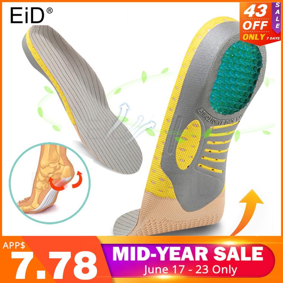 c1a9b612d PVC Almofada para Sapatos Ortopédicos Palmilhas Órteses pé plano Único De  Saúde inserção pad Apoio Do Arco para a fascite plantar Cuidados Com Os Pés  ...