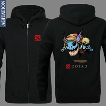 DOTA2 Slark Design Hoodie Jacket