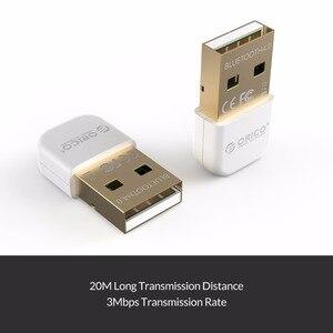 ORICO Bluetooth 4,0 Adapter USB Dongle Wireless Transmitter Receiver für PC für Windows Vista Kompatibel Bluetooth 2.1/2.0/3,0