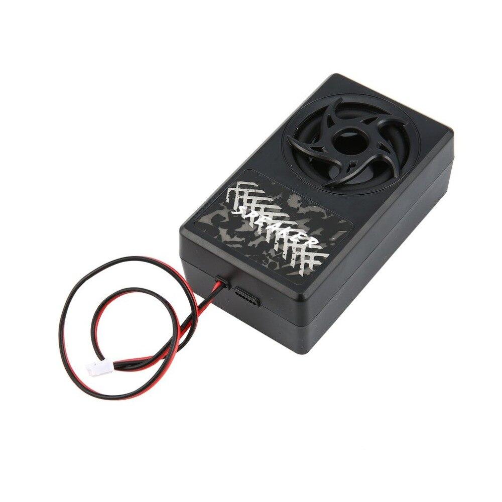 RC voiture jouets Module sons/lumière système simulé pour niveleuse escalade voiture SUV télécommande camion véhicule bricolage Accs