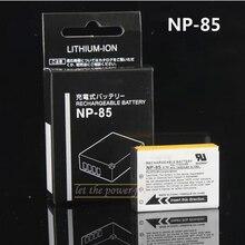 NP-85 NP85 FNP85 Camera replacement Li-Ion Battery for FUJIFILM SL300 SL305 SL245 SL240 SL280 SL260 SL1000