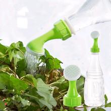 2 sztuk paczka małe narzędzia ogrodnicze podlewanie zraszacz przenośne gospodarstwa domowego doniczkowe rośliny Waterer narzędzia ogrodnicze konewka tanie tanio Puszki wody Plastikowe