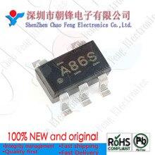 100 قطعة SN74AHC1G86DBVR SN74AHC1G86 A86S SN74AHC1G02DBVR A02G SOT23 5