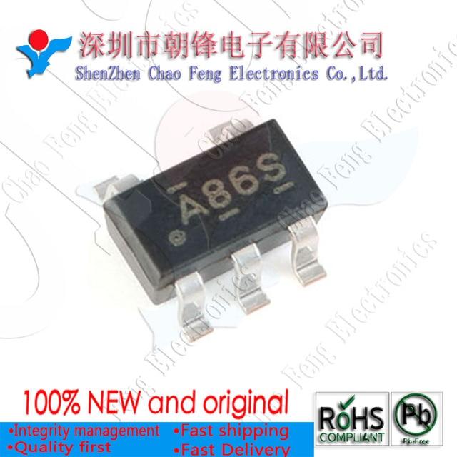 100 Uds. SN74AHC1G86DBVR SN74AHC1G86 A86S SN74AHC1G02DBVR A02G SOT23 5