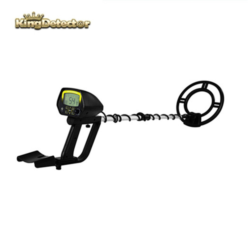 Hot Selling New Upgrade MD-4060 Metal Detector Hollow Coil Jewelry Treasure Hunting