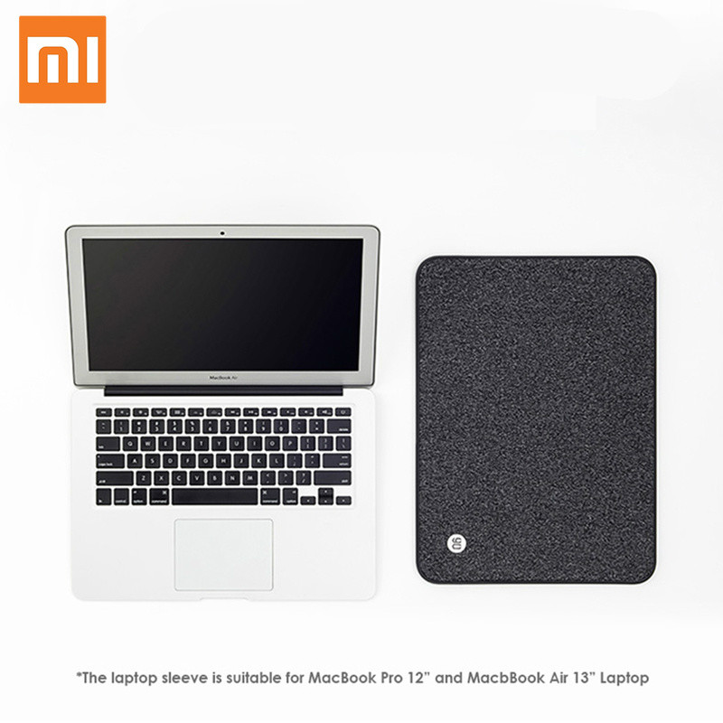 <font><b>Xiaomi</b></font> 90FUN <font><b>Notebook</b></font> Tasche Laptop Liner Sleeve Schutz Einfache Business-Computer <font><b>Notebook</b></font> Abdeckung für Macbook Air <font><b>Pro</b></font> 13.3in image