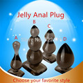 4pcs/Lot Leten Anal Balls,Anal Plug, Jelly silicon Butt Plug For Anal Sex Toys, Sex Toys Men Women,Sex Products.