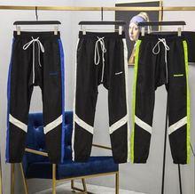 Daniel Patrick Pants Men TRACK PANT Jogger Sweatpants Camouflage Trousers Sweat Pants Men Jogger Army FOG  Daniel Patrick Pants цена