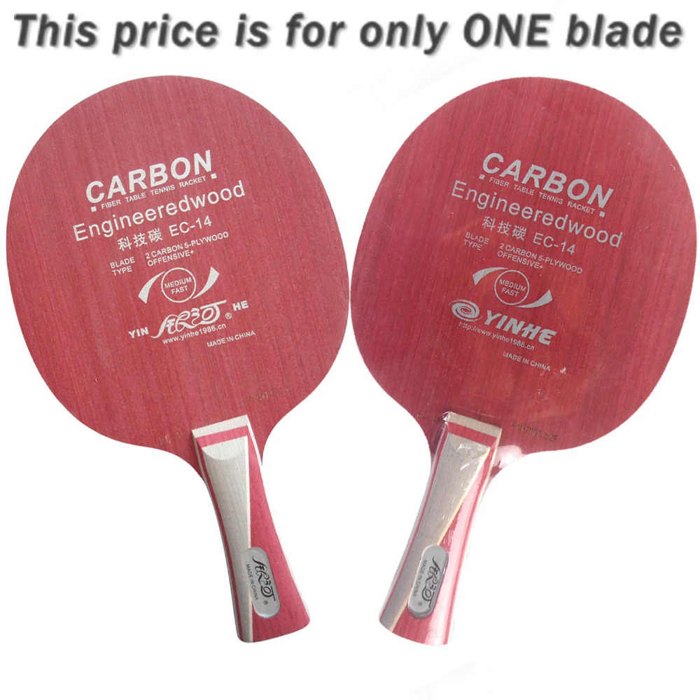 Yinhe EC-14 EC14 EC 14 Table Tennis Ping Pong Blade