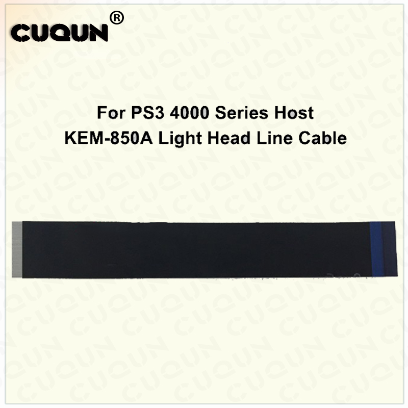 KES-850A Light Head Line Cable for Sony PS3 Slim 4000 KEM-850A Flex Cable Flexible Flat Ribbon Cable For PS3 Slim 4000