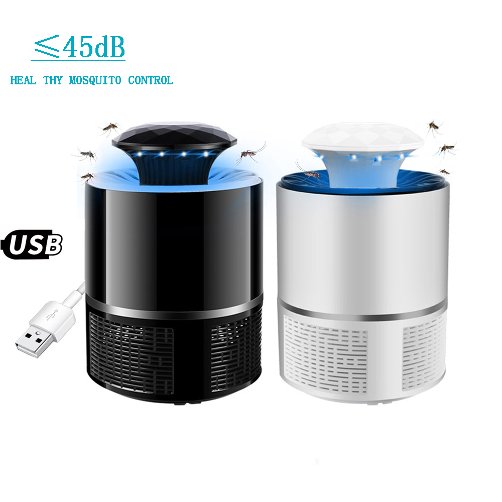 LED Electric Mosquito Killer Lamp USB Electric Mosquito Light Ultra-Quiet Indoor Insect Trap Radiationless Mosquito ZapperLED Electric Mosquito Killer Lamp USB Electric Mosquito Light Ultra-Quiet Indoor Insect Trap Radiationless Mosquito Zapper