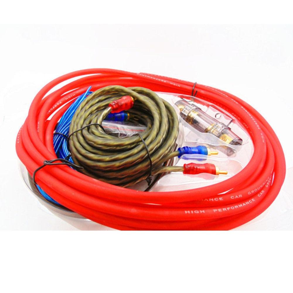 Pure Copper International standards 0GA Cable Amplifier Subwoofer ...