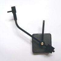 Free Shipping New Quartz Clock Movement For Clock Mechanism Repair DIY Clock Parts Accessories Shaft 12mm