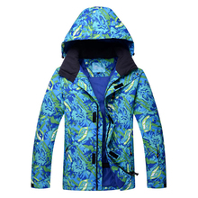 Ski Jacket Winter Waterproof Male Windproof Warm Outdoor Skiing Tops Fashion And Essential Coat