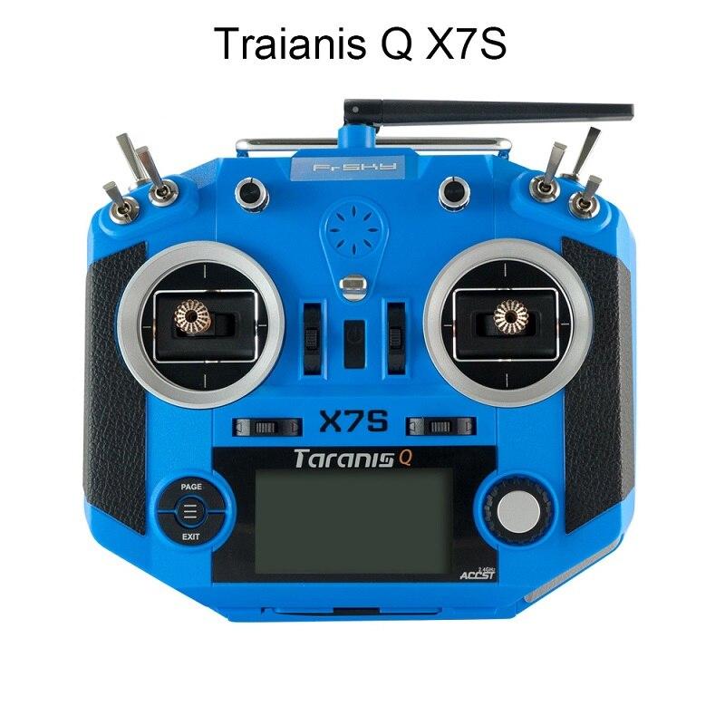 Frsky Taranis Q X7 X7S 2.4G 16Ch accessoire transmetteur main gauche Mode d'accélérateur 2 pour Drone de course RC Multirotor Fpv