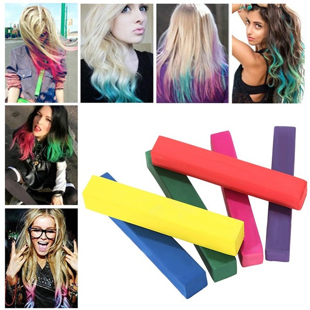 Temporary Hair Color For Kids 64146 Chalk Coloring Pastel