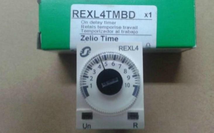 Schneider time relay REXL4MBD DC24V schneider time relay rexl4mbd dc24v