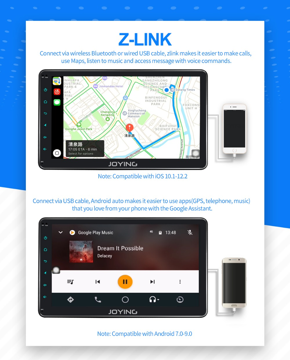 HOT SALE] 2019 Android 8 1 car stereo Single 1din Auto radio