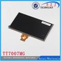 Nuevo 7 '' pulgadas LCD Display Digma Optima 7.07 3 G TT7007MG Tablet TFT LCD de pantalla de matriz Digital de piezas de recambio envío gratis