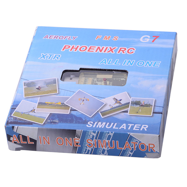 22 in 1 RC USB Flight Simulator Cavo per Realflight G7/G6 G5.5 G5 Phoenix 5.0