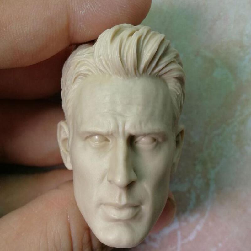 1//6 Custom Male Obama America Head Sculpt 1//6 Fit for Phicen Body A29