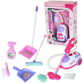 Free shipping Chirstmas gift for children Cleaning tool toy vacuum cleaner Cleaning Kit Play house toys baby cleaning suit toys