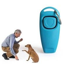 Hond Kat Pet Clicker Training Gehoorzaamheid Agility Trainer Hond Fluitjes Commander Levert Accessoire