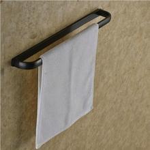 Высокое качество всего латунь классический дизайн ОРБ закончил ванная комната одноместный полотенце бар вешалка для полотенец ванной вешалка для полотенец accessries