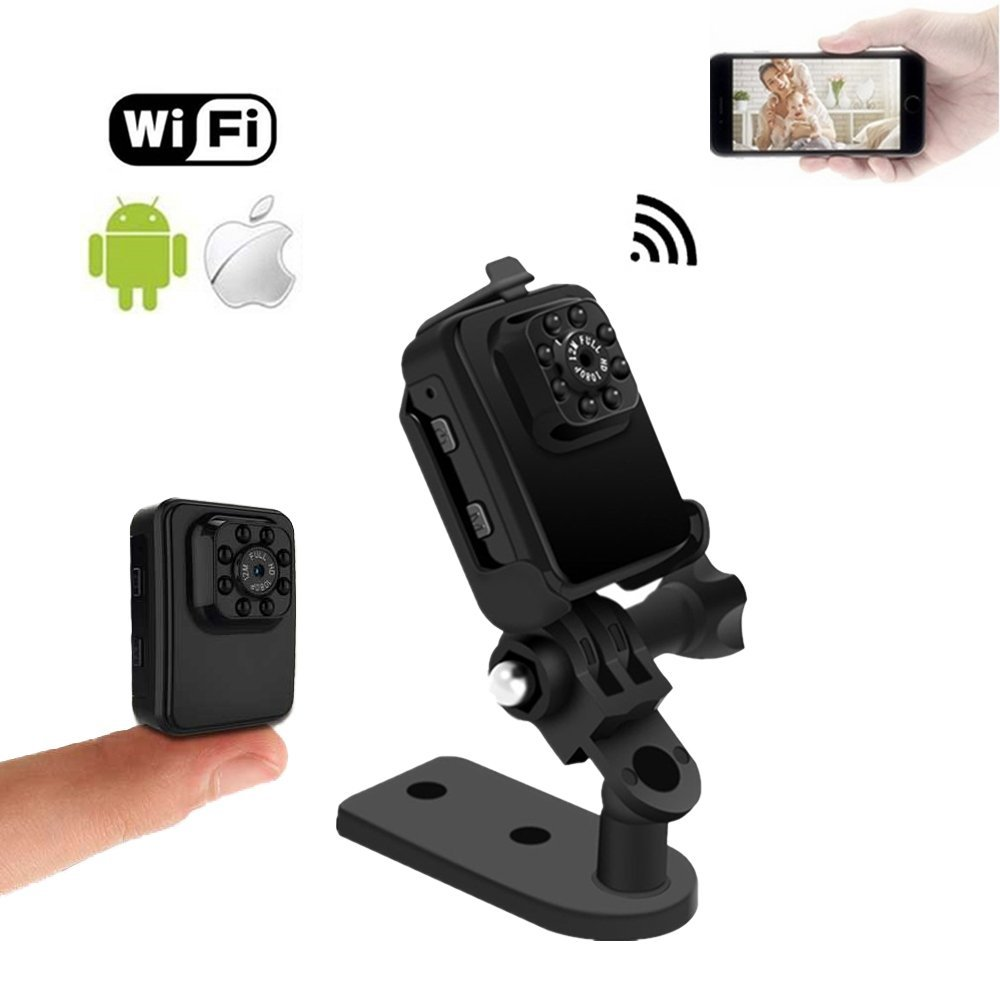 Mini WiFi Camera Geheime Camera 1080P Full HD Nachtzicht Kleine - Camera en foto