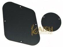 LP control trasero y placa de interruptor cavidad cubierta se ajusta para ee.uu. Gibson Les Paul varios colores