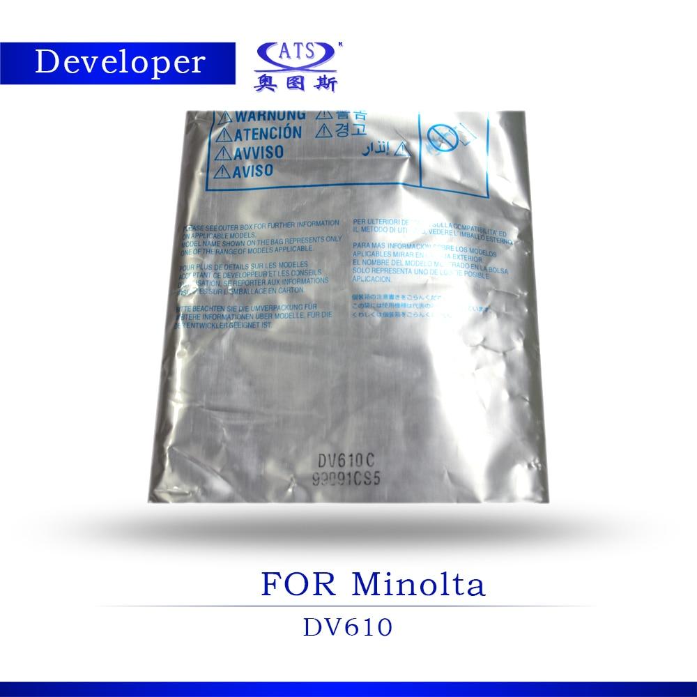 Toner Photocopy Machine for Minolta DV610 C6500 Developer New Copier ...