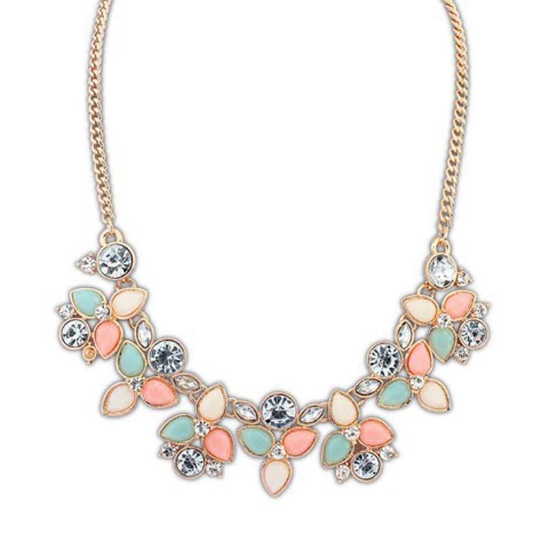 Fashion Brand Designer Chain Choker Statement Necklace ...